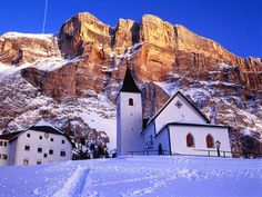Badia is located in Alta Badia and includes the villages San Leonardo and Pedraces. Description from alta-badia.org. I searched for this on bing.com/images