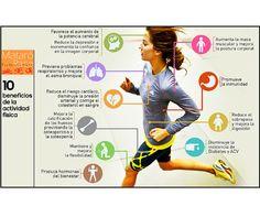 Mataró Race: 10 beneficios de la actividad física