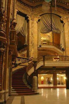 Uptown Theatre ~ Chicago, Illinois