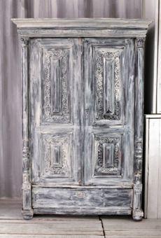 Måla möbler med Vintage Chalk Paint,  Shabby look. Photo © InnaFelker