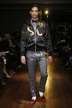 Michael Bastian RTW Fall 2014 - Slideshow - Runway, Fashion Week, Fashion Shows, Reviews and Fashion Images - WWD.com