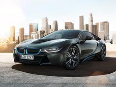 BMW i8 - Imágenes y vídeos
