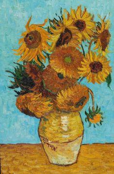 Banks Of The Seine con Pont De Clichy Van Gogh Giclée Tela o Fine Art Poster