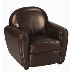 Fauteuil club en cuir by cast colori marron choco #décoration #Paris http://www.deco-prive.com/fauteuils/611-meuble-fauteuil-club-en-by-cast-colori-marron-choco-sur-commande-98.html