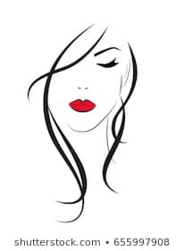 Pencil Art Drawings, Easy Drawings, Art Sketches, Abstract Face Art, Scratchboard Art, Art Drawings Beautiful, Butterfly Drawing, Silhouette Art, Graffiti