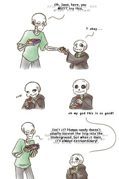 Delicious creamy center by zarla on DeviantArt Undertale Comic Funny, Undertale Memes, Undertale Drawings, Undertale Cute, Undertale Fanart, Frisk, Steven Universe Comic, Anime Fnaf, Skyrim