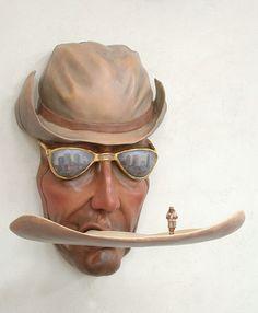 Wood Carvings, Sculptures, Kunst