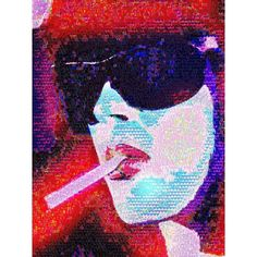 """Doom Generation"" by John Lijo Bluefish, Canvas Giclee Wall Art"