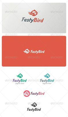 Fasty Bird Logo