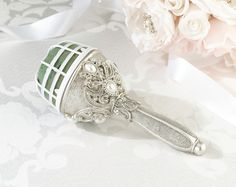 Jewelled Bouquet Holder - LRBQ935