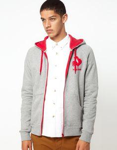 ++ le coq sportif hoodie