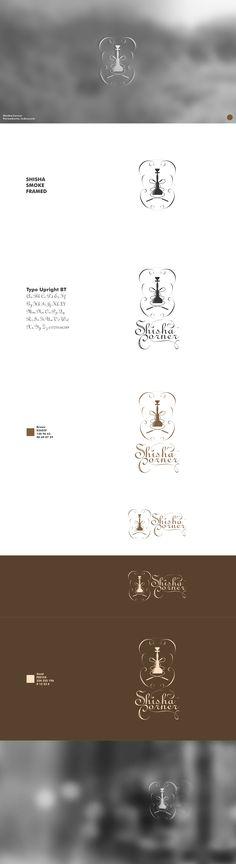 Shisha Corner - Visual Identity #visual #identity #visualidentity #logo #graphic #design #graphicdesign #digitalart #presentation #portfolio