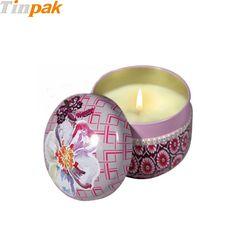 Fragonard Scented Candles Tins for sale. http://www.tinpak.us/Products/FragonardScentedCandleTins.html