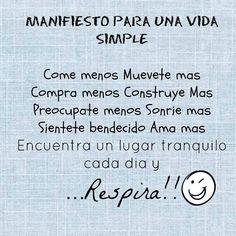 Vida simple