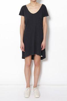 Thinking Mu Hemp Basic Dress | ETHICA