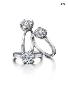 DIAMOND FACT 24 The tradition of presenting diamond engagement ring came from Archduke Maximilian of Austria who gave diamond ring to Mary of burgundy in the year 1477