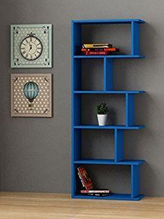 Decortie by Homemania Cool Shelves, Wall Shelves Design, Diy Wall Shelves, Bookcase Shelves, Wooden Shelves, Repurposed Furniture, Home Decor Furniture, Kids Furniture, Furniture Design
