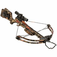 Available at Dicks Sporting Goods: TenPoint Wicked Ridge Invader HP Crossbow Package - Gander Mountain