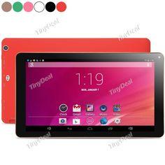 "10.1\"" HD Screen Android 4.4 RK3128 Quad-core 1GB 8GB Tablet PC w/ Bluetooth WiFi OTG HDMI ETC-375903"