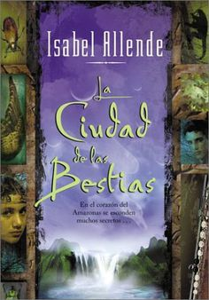 All time favorite, Allende creates a magical world that traps you in with wonderful ways.