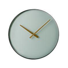 Horloge Color Watch Circle Gris / Vert - Bolia