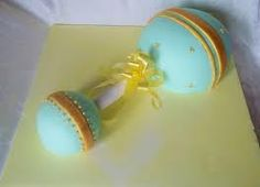 BABY RATTLE CAKE - Google Search