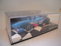 Minichamps F1 Benetton B198 n°6 A.WURZ 1/43 référence 430
