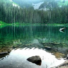 Annette Lake — Washington Trails Association-