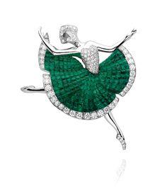 Van Cleef & Arples - Héloïse clip, 2007, Ballet Précieux collection
