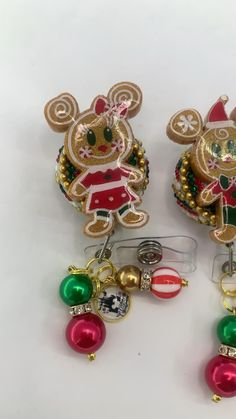 Who wants minnie or mickey ? 😍 #badgereel #idholder #badges #nurse #doctor #christmas Id Holder, Badge Holders, Swipe Card, Mickey Minnie Mouse, Badge Reel, Badges, Gingerbread, Sparkle, Perfume