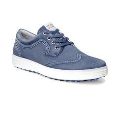 4e55da1d3 Ecco Men s Casual Hybrid II Retro Golf Shoes - True Navy