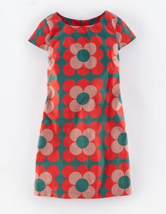 Boden Harriet Shift Tunic Dress. #NewBritish