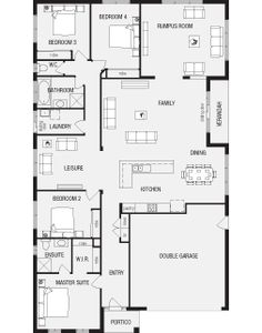 Talbot New Home Floor Plans Interactive House Plans Metricon Homes Sydney