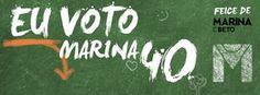 Material de Campanha - Marina Silva
