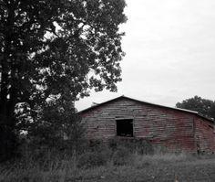 Old Barn, Prospect, Monroe NC