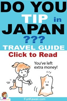 Tipping in Japan. Japan Travel guide for first timers. Do we tip in Japan? How does Japanese feel about tipping? Must read if you want to know about culture! Tokyo Japan Travel, Japan Travel Guide, Kyoto Japan, Tokyo Holidays, Japan Travel Photography, Japan With Kids, Beautiful Places In Japan, Japan Summer, Japan Destinations