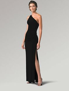 my senior prom dress, so timeless, elegant & classic, still being made and sold by laundry-shelli segal <3