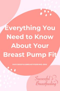 What you don't know about your breast pump actually can hurt you. It can hurt your nipples, and your milk supply. So knowing how to use your pump properly, and having a pump that fits is the difference between being successful with pumping Breastfeeding Supplements, Breastfeeding Problems, Breastfeeding Support, Breastfeeding And Pumping, Low Milk Supply, Increase Milk Supply, Pumping Schedule, Pumping At Work, Exclusively Pumping