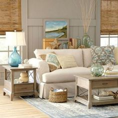 Interior design trends are always right for those of you who are invited to always update with the most applicable design in your home. One of the most trending living room design is the Coastal living room. The interior design… Continue Reading → Coastal Bedrooms, Coastal Living Rooms, Coastal Living Magazine, Shabby Chic Pink, Living Room Furniture, Living Room Decor, Home Furniture, Apartment Furniture, Rustic Furniture