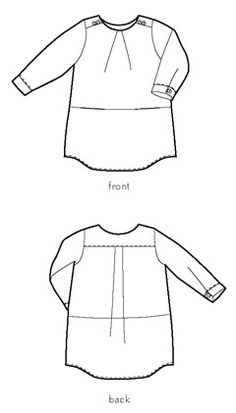 Book Report Dress Sewing Pattern | Sewing Pattern Shop | Oliver + S