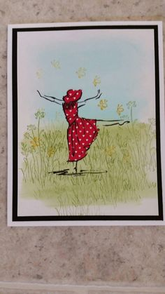 Stampin' Up! Beautiful You, In the Meadow