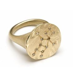 Virgo ring, it'd be cool to get your sign !