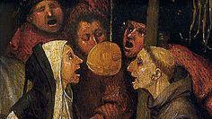 Bosch, La nef des fous Jan Van Eyck, Renaissance Artists, Hieronymus Bosch, Painting Process, Rembrandt, Macabre, Wedding Designs, Art Quotes, Sculptures