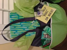 """Room mom gift :) your help """"mint"""" so much! This was super fun to make!"""