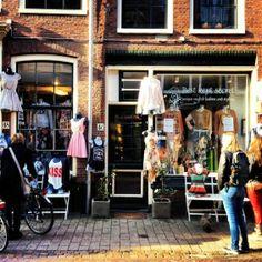 Best Kept Secret Haarlem #vintage #londen #haarlem #gierstraat