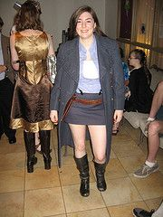 female captain jack harkness cosplay - Google Search