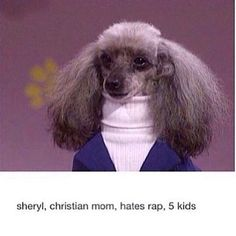 Sheryl Christian mom