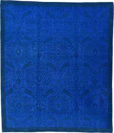 Blue Darya Area Rug