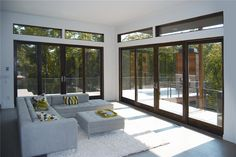 Sliding Glass Patio Doors Wood Vinyl Sliding Doors Milgard - Is your home feeling a little dated? Sliding French Doors, French Doors Patio, Sliding Patio Doors, Patio Windows, Windows And Doors, Design Your Home, House Design, Build Your House, Lakeside Living