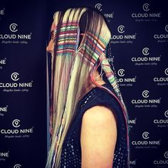 Here, we love hair! If you are a beauty artist send us a message for a free feature! Tribal Hair, Hippie Hair, Fantasy Hair, Fantasy Makeup, Hair Shows, Hair Strand, Funky Hairstyles, Love Hair, Hair Art